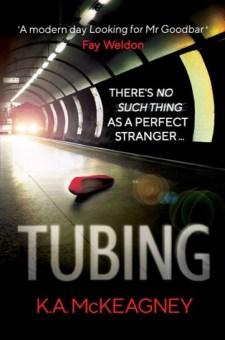 #BlogTour #BookReview Tubing by K.A. McKeagney @kamckeagney @RedDoorBooks #TUBING