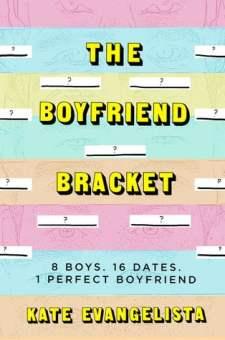 #BlogTour #BookReview The Boyfriend Bracket by Kate Evangelista @KateEvangelista @XpressoTours