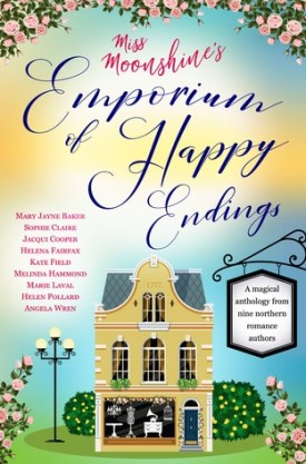 #BookReview Miss Moonshine's Emporium of Happy Endings by Authors on Edge @HelenaFairfax @RNAtweets