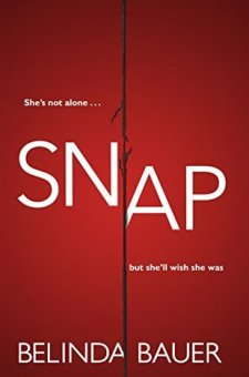 #BookReview Snap by Belinda Bauer @BelindaBauer @PGCBooks @groveatlantic
