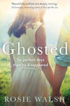#BookReview Ghosted by Rosie Walsh @TheRosieWalsh @PGCBooks @panmacmillan