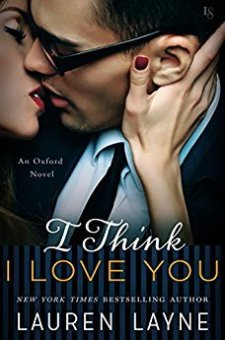 #BookReview I Think I Love You by Lauren Layne @readloveswept