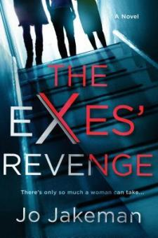 #BookReview The Exes' Revenge by Jo Jakeman @JoJakemanWrites @PenguinRandomCA