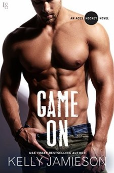 #BookReview Game On by Kelly Jamieson @KellyJamieson @readloveswept