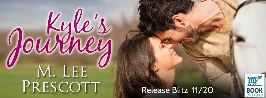 #BookBlitz Kyle's Journey by M. Lee Prescott @mleeprescott @bookunleashed