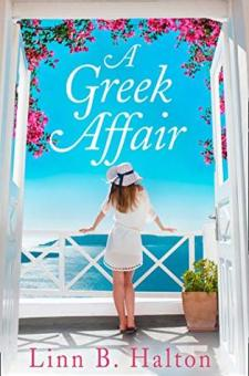 #BookReview #BlogTour #Giveaway A Greek Affair by Linn B. Halton @LinnBHalton @HarperImpulse @rararesources