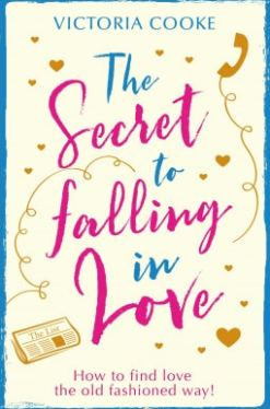 #BookReview #BlogTour #Giveaway The Secret to Falling in Love by Victoria Cooke @victoriacooke10 @HQDigitalUK @rararesources