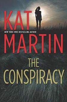 #BookReview The Conspiracy by Kat Martin @katmartinauthor @HarlequinBooks