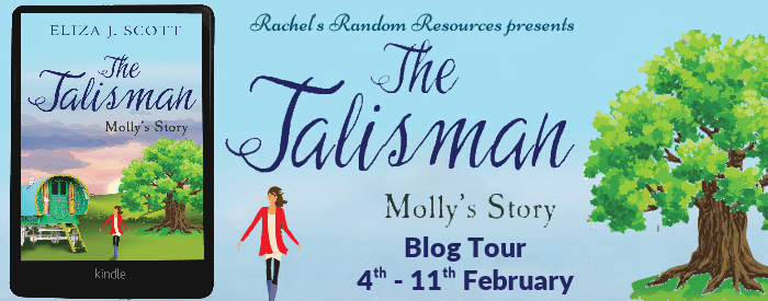 #BlogTour #GuestPost #Giveaway The Talisman – Molly's Story by Eliza J. Scott @ElizaJScott1 @rararesources