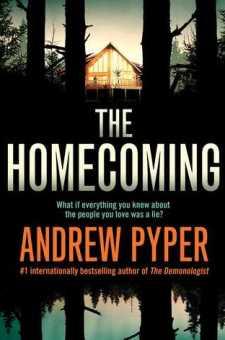 #BookReview The Homecoming by Andrew Pyper @andrewpyper @SimonSchusterCA