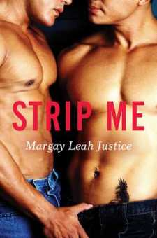 #BookReview Strip Me by Margay Leah Justice @GalleryBooks
