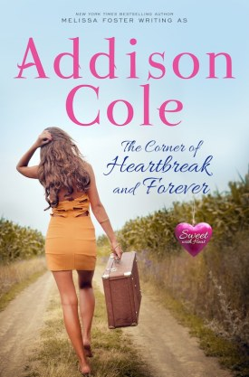 #BlogTour #Excerpt #Giveaway The Corner of Heartbreak and Forever by Addison Cole @Addison_Cole_ @InkSlingerPR