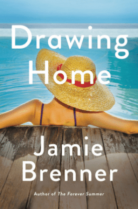 #BookReview Drawing Home by Jamie Brenner @JamieLBrenner @littlebrown