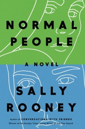 #BookReview Normal People by Sally Rooney #sallyrooney @HogarthBooks @PenguinRandomCA