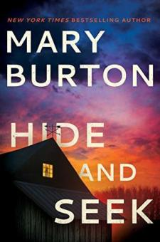 #BookReview Hide and Seek by Mary Burton @MaryBurtonBooks @JoanSchulhafer