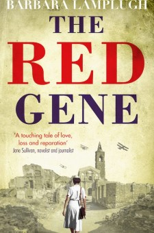 #BlogTour #GuestPost The Red Gene by Barbara Lamplugh #Barbara Lamplugh @UrbaneBooks #LoveBooksGroupTours