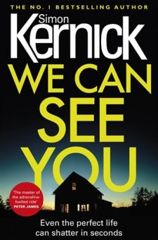 #BookReview #WeCanSeeYou We Can See You by Simon Kernick @arrowpublishing @simonkernick