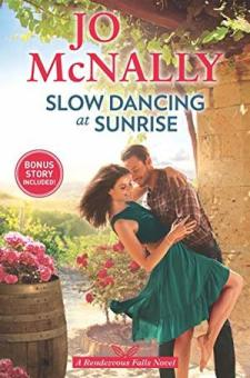 #BookReview Slow Dancing at Sunrise by Jo McNally @JoMcNallyAuthor @HarlequinBooks