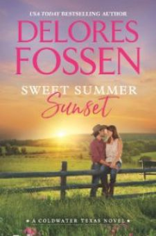 #BookReview Sweet Summer Sunset by Delores Fossen @dfossen @HarlequinBooks