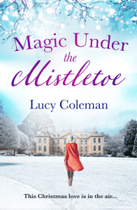 #BookReview #BlogTour #Giveaway Magic Under the Mistletoe by Lucy Coleman @LucyColemanAuth @aria_fiction @rararesources