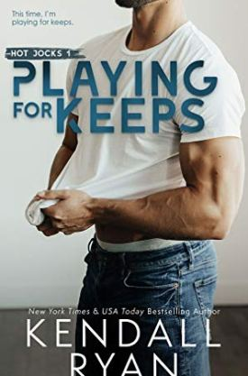 #BlogTour #BookReview Playing for Keeps by Kendall Ryan @KendallRyan1
