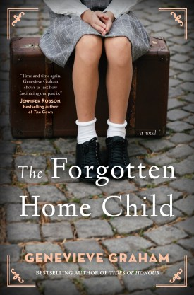 #BookReview The Forgotten Home Child by Genevieve Graham @GenGrahamAuthor @SimonSchusterCA #britishhomechildren #canadianhistory