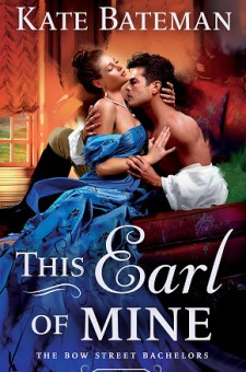 #BookReview This Earl of Mine by Kate Bateman @katebateman @smpromance