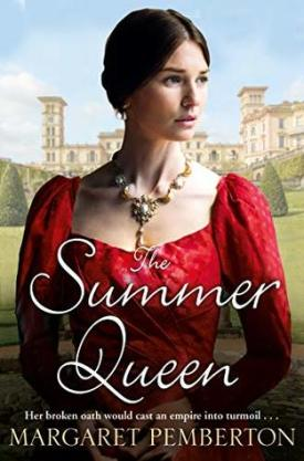 #BookReview The Summer Queen by Margaret Pemberton @PGCBooks @panmacmillan