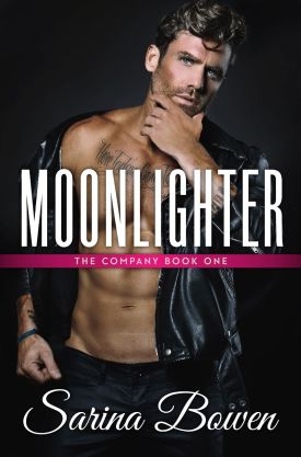#BookReview Moonlighter by Sarina Bowen @SarinaBowen @ninabocci