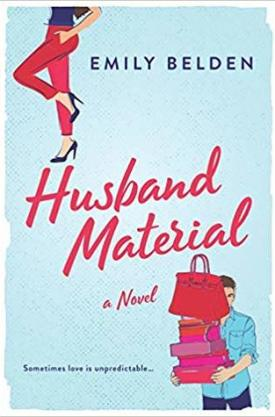 #BookReview Husband Material by Emily Belden @emilybelden @HarlequinBooks