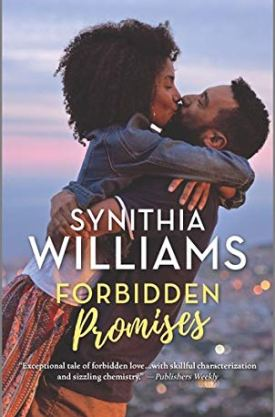 #BookReview Forbidden Promises (Jackson Falls #1) by Synithia Williams @SynithiaW @HarlequinBooks #harlequinpublicityteam #ForbiddenPromises #NewSeries