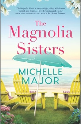 #BookReview The Magnolia Sisters by Michelle Major @michelle_major1 @HarlequinBooks @BookClubbish #TheMagnoliaSisters