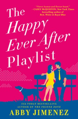 #BookReview The Happy Ever After Playlist by Abby Jimenez @AuthorAbbyJim @HBGCanada @readforeverpub @grandcentralpub #ReadForever #Forever20 #AbbyJimenez