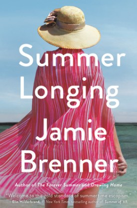 #BookReview Summer Longing by Jamie Brenner @JamieLBrenner @littlebrown @HBGCanada #SummerLonging