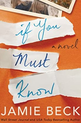 #BookReview If You Must Know (Potomac Point #1) by Jamie Beck @writerjamiebeck @AmazonPub #montlakeromance