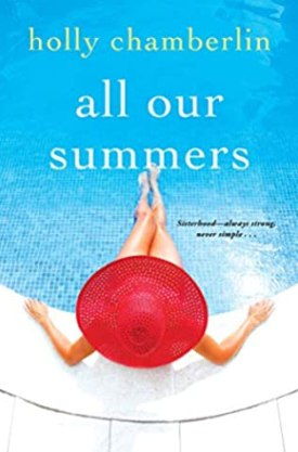 #BookReview All Our Summers by Holly Chamberlin @HollyChamberlin @KensingtonBooks #AllOursummers