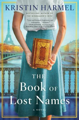 #BookReview The Book of Lost Names by Kristin Harmel @kristinharmel @GalleryBooks @SimonSchusterCA #TheBookofLostNames
