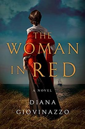 #BookReview The Woman in Red by Diana Giovinazzo @DianaGauthor @GrandCentralPub #TheWomaninRed #GrandCentralPub