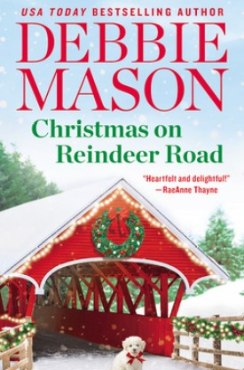 #BookReview Christmas on Reindeer Road (Highland Falls #2) by Debbie Mason @ReadForeverPub @GrandCentralPub #ReadForever #Forever20 #DebbieMason #HighlandFalls