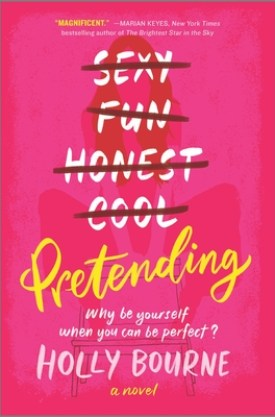 #BlogTour #BookReview Pretending by Holly Bourne @holly_bourneYA @HTPBooks and @Bookclubbish #HTPBooks #Pretending #HollyBourne #Bookclubbish