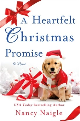 #BookReview A Heartfelt Christmas Promise by Nancy Naigle @smpromance @nancynaigle @StMartinsPress #AHeartfeltChristmasPromise #NancyNaigle #smpromance