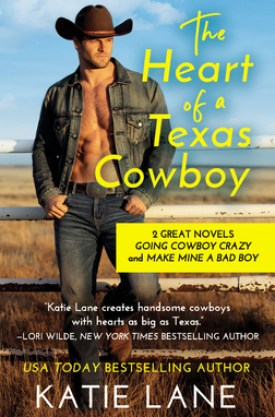 #BookReview The Heart of a Texas Cowboy (2-in-1 Edition) by Katie Lane @readforeverpub @grandcentralpub #ReadForever #Forever2021 #KatieLane #DeepintheHeartofTexas