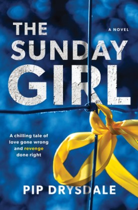 #BookReview The Sunday Girl by Pip Drysdale @Sourcebooks @sbkslandmark #TheSundayGirl #PipDrysdale #bookmarkedbylandmark