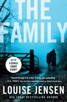 #BookReview The Family by Louise Jensen @Fab_fiction @GrandCentralPub #TheFamily #LouiseJensen #GrandCentralPub