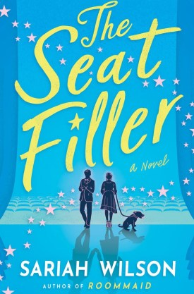 #BookReview The Seat Filler by Sariah Wilson @AmazonPub #TheSeatFiller #SariahWilson #Montlake