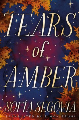 #BookReview Tears of Amber by Sofia Segovia (translated by Simon Bruni) @MSofiaSegovia @SimonBruni @OverTheRiverPr @AmazonPub #TearsOfAmber #womenintranslation #Mexicanauthor #internationalreads #TranslatedFiction #AmazonCrossing