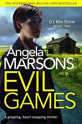 #BookReview Evil Games by Angela Marsons @WriteAngie @GrandCentralPub #AngelaMarsons #Evil Games #DIKimStoneSeries