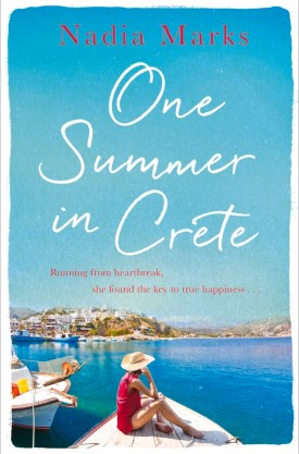 #BookReview One Summer in Crete by Nadia Marks @Nadia_Marks @panmacmillan @PGCBooks #OneSummerinCrete #NadiaMarks