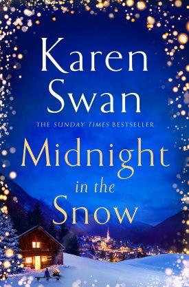 #BookReview Midnight in the Snow by Karen Swan @KarenSwan1 @PGCBooks @panmacmillan #TheSecretPath #KarenSwan
