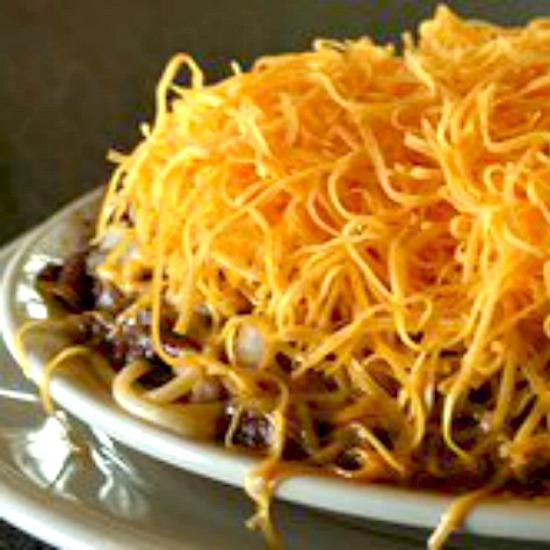 Cincinnati Chili History And Recipe Whats Cooking America